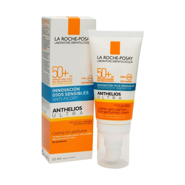 la roche posay anthelios crema spf50 plus 50ml