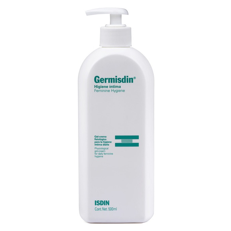 ISDIN GERMISDIN HYGIENE & PROTECTION INTIM GEL HIGIENE INTIMA 500 ML