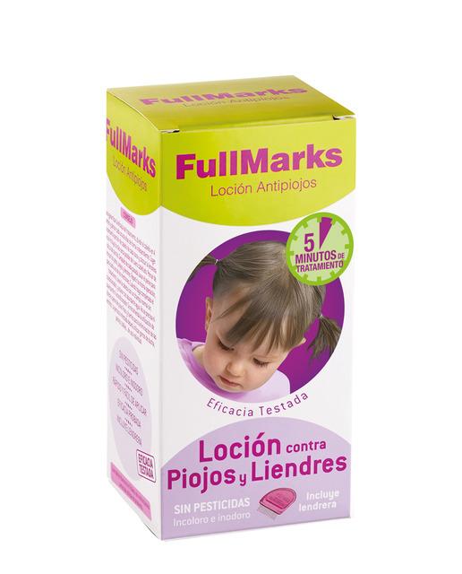 FULLMARKS LOCIÓN ANTIPIOJOS 100ML