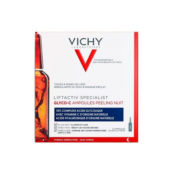 VICHY LIFTACTIV SPECIALIST GLYCO-C 10 AMPOLLAS