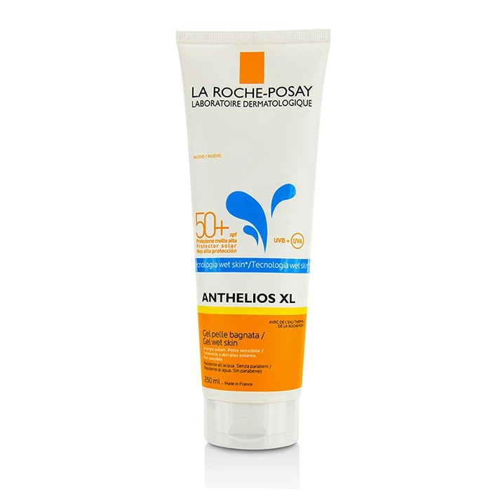 LA ROCHE-POSAY ANTHELIOS XL GEL PIEL MOJADA SPF 50+ 250ML
