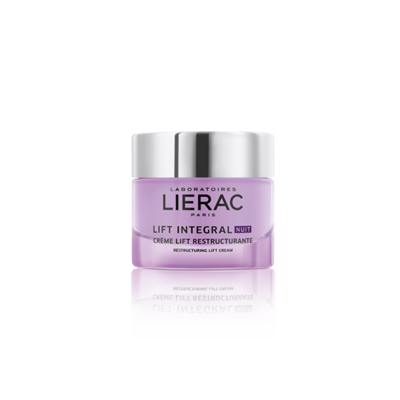 LIERAC LIFT INTEGRAL ANTIEDAD NOCHE CREMA LIFTING REESTRUCTURANTE 50ML