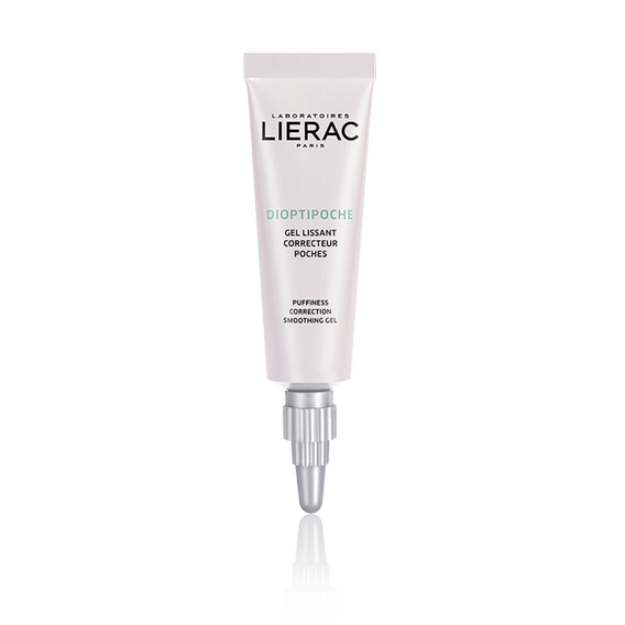 LIERAC DIOPTIPOCHE GEL CORRECCION BOLSAS 15ML