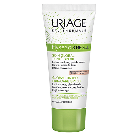 URIAGE HYSÉAC 3-REGUL CON COLOR SPF30 40ML