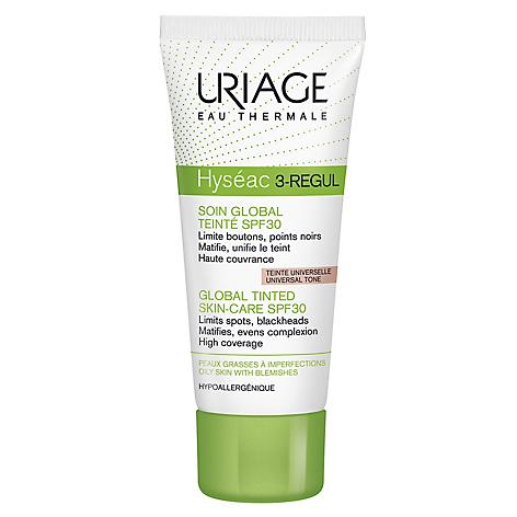 URIAGE HYSÉAC 3-REGUL CON COLOR SPF30 40ML