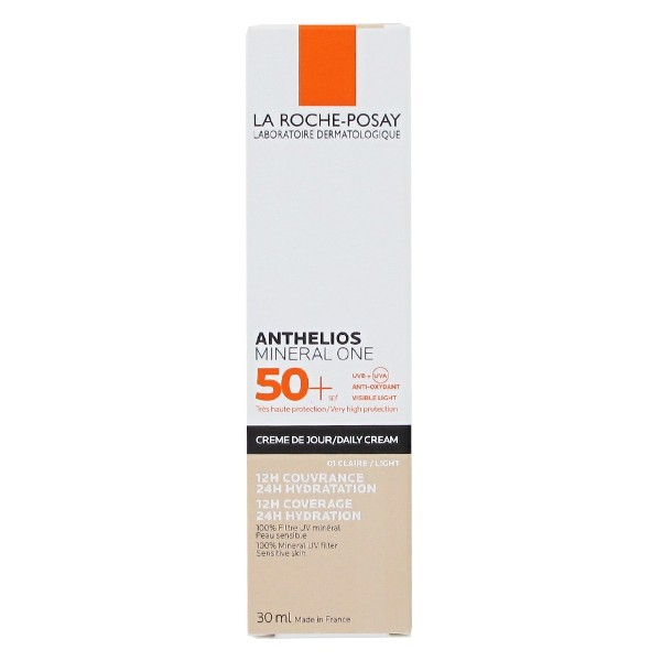 LA ROCHE POSAY ANTHELIOS MINERAL ONE SPF50+ 01 LIGHT 30ML