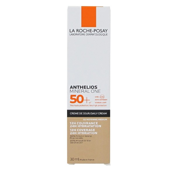 LA ROCHE POSAY ANTHELIOS MINERAL ONE SPF50+ 02 MEDIUM 30ML