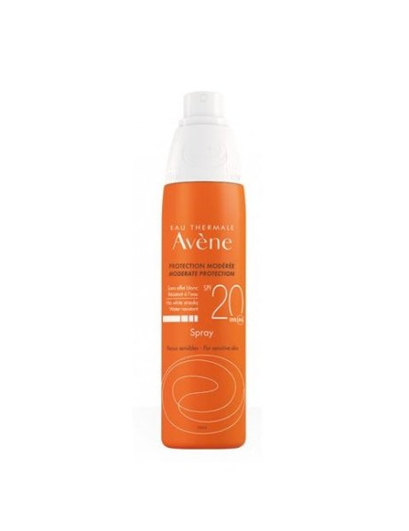 AVÈNE SPRAY SPF20 200ML