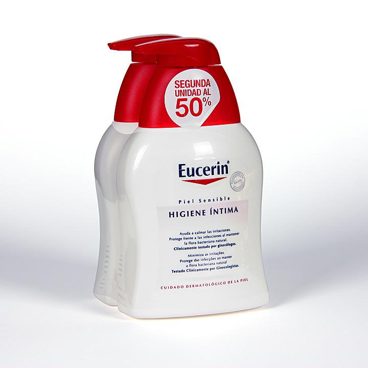 EUCERIN DUPLO HIGIENE INTIMA 2X250ML