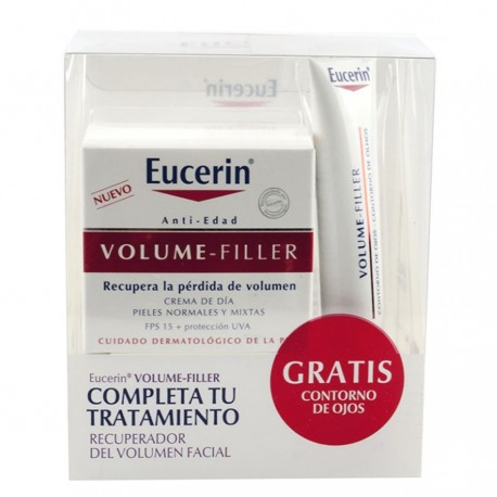 EUCERIN ANTIEDAD VOLUMEN- FILLER CREMA  P NORMAL Y MIXTA 50 ML