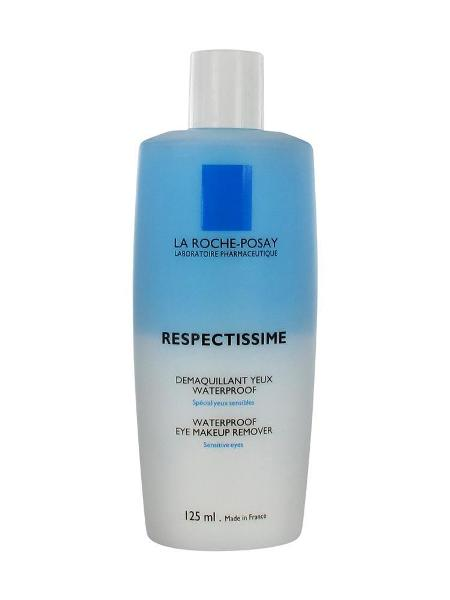 LA ROCHE POSAY RESPECTISSIME DESMAQUILLANTE OJOS WATERPROOF 125ML