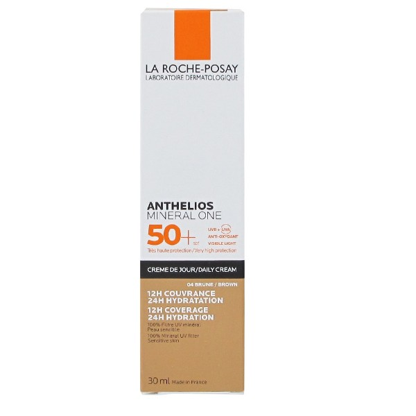 LA ROCHE POSAY ANTHELIOS MINERAL ONE SPF50+ 03 BRONZEE 30ML