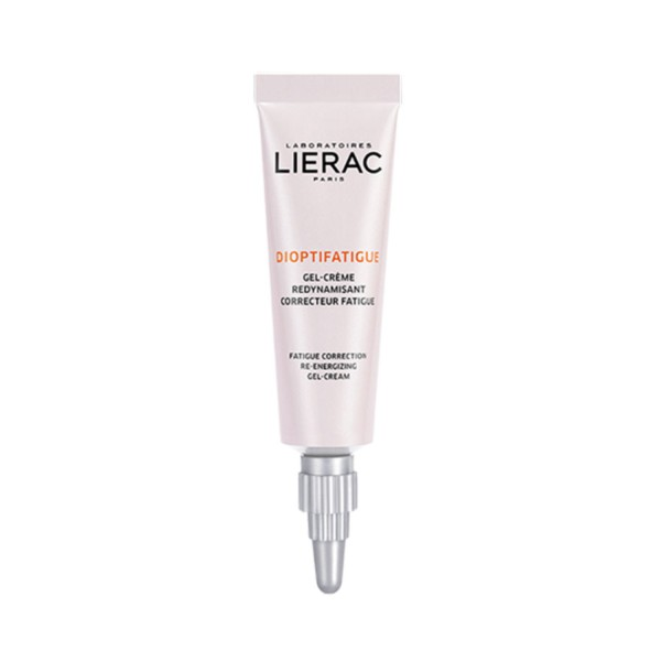 LIERAC DIOPTIFATIGUE GEL-CREMA OJOS 15ML