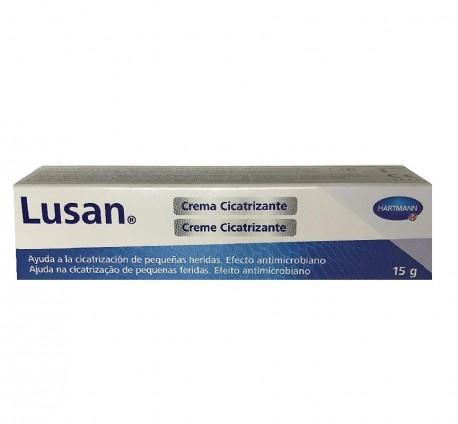 LUSAN CREMA CICATRIZANTE 15G