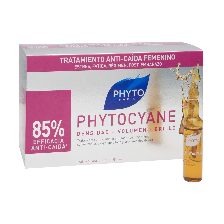 PHYTOCYANE DENSIFICANTE 12 AMPOLLAS