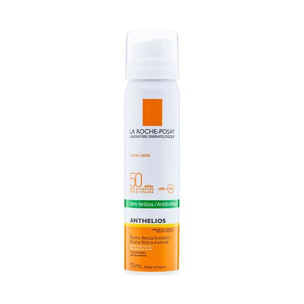 LA ROCHE POSAY ANTHELIOS SPF50+ BRUMA FRESCA INVISIBLE 75ML