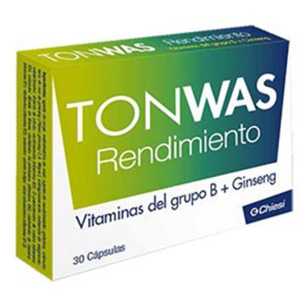 TONWAS RENDIMIENTO 30 CAPSULAS