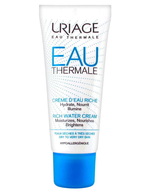 URIAGE EAU THERMALE CREMA RICA DE AGUA 40ML