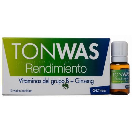 TONWAS 10 VIALES
